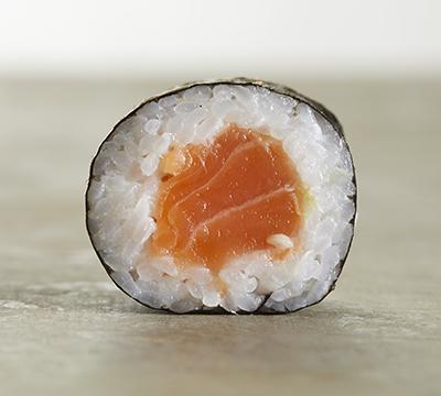 Sake maki roll