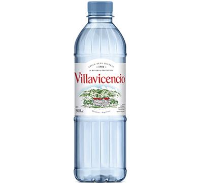 Agua Mineral Villavicencio 500ml