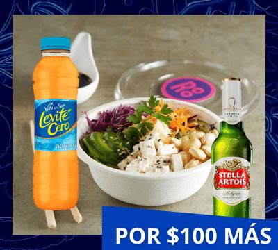 Promo vegan salad